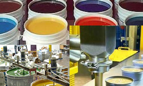 The Manufacturing Process of Paints