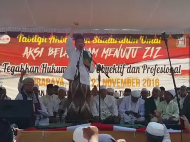 Tabligh Akbar menuju 212