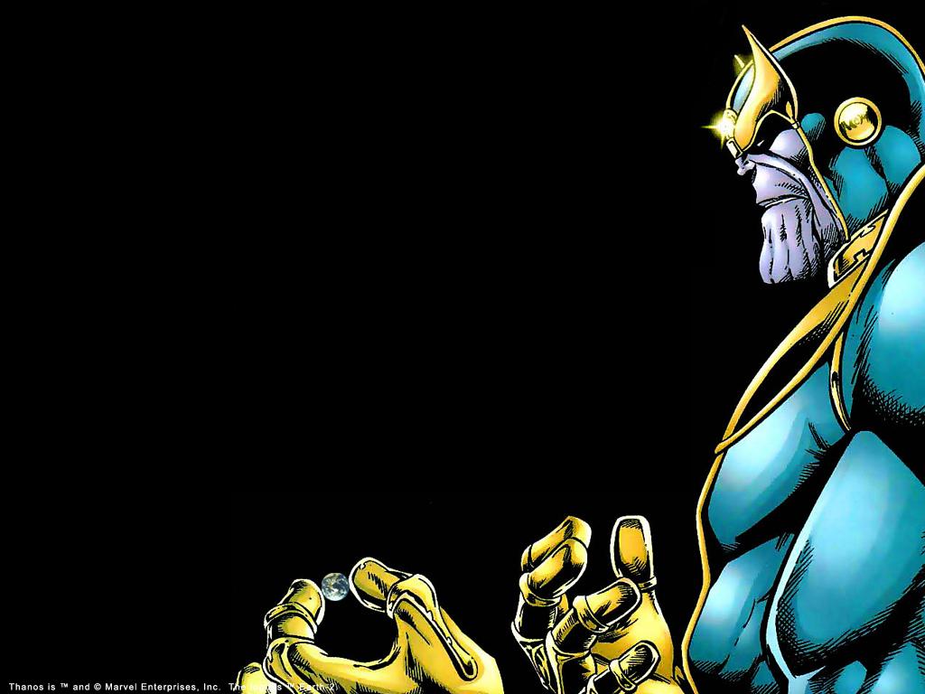 PADOVACOMICS BLOGThanos Marvel Wallpaper