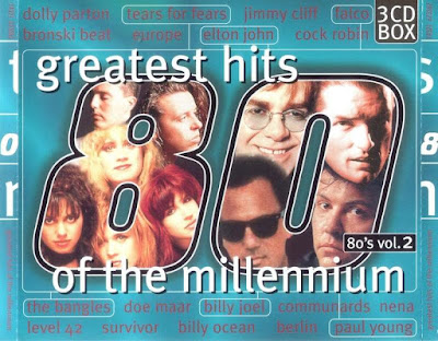 VA Greatest Hits Of The Millennium 80's 320 Kbps
