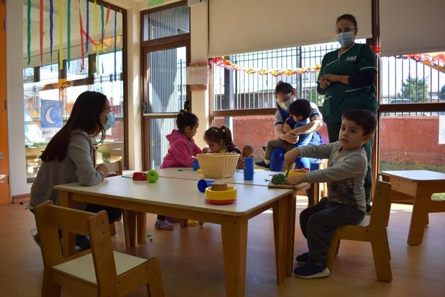 Jardines infantiles JUNJI