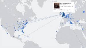 خريطة موجودة في فيسبوك لمشاهدة جميع من يقومون بالبث المباشر على الفيسبوك | تعرف كيف تصل إليها