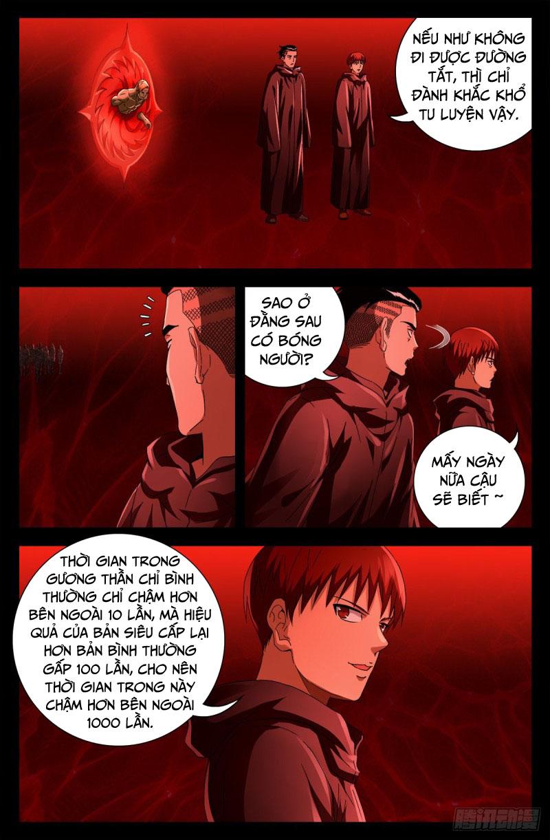 Huyết Ma Nhân chap 694 - Trang 9