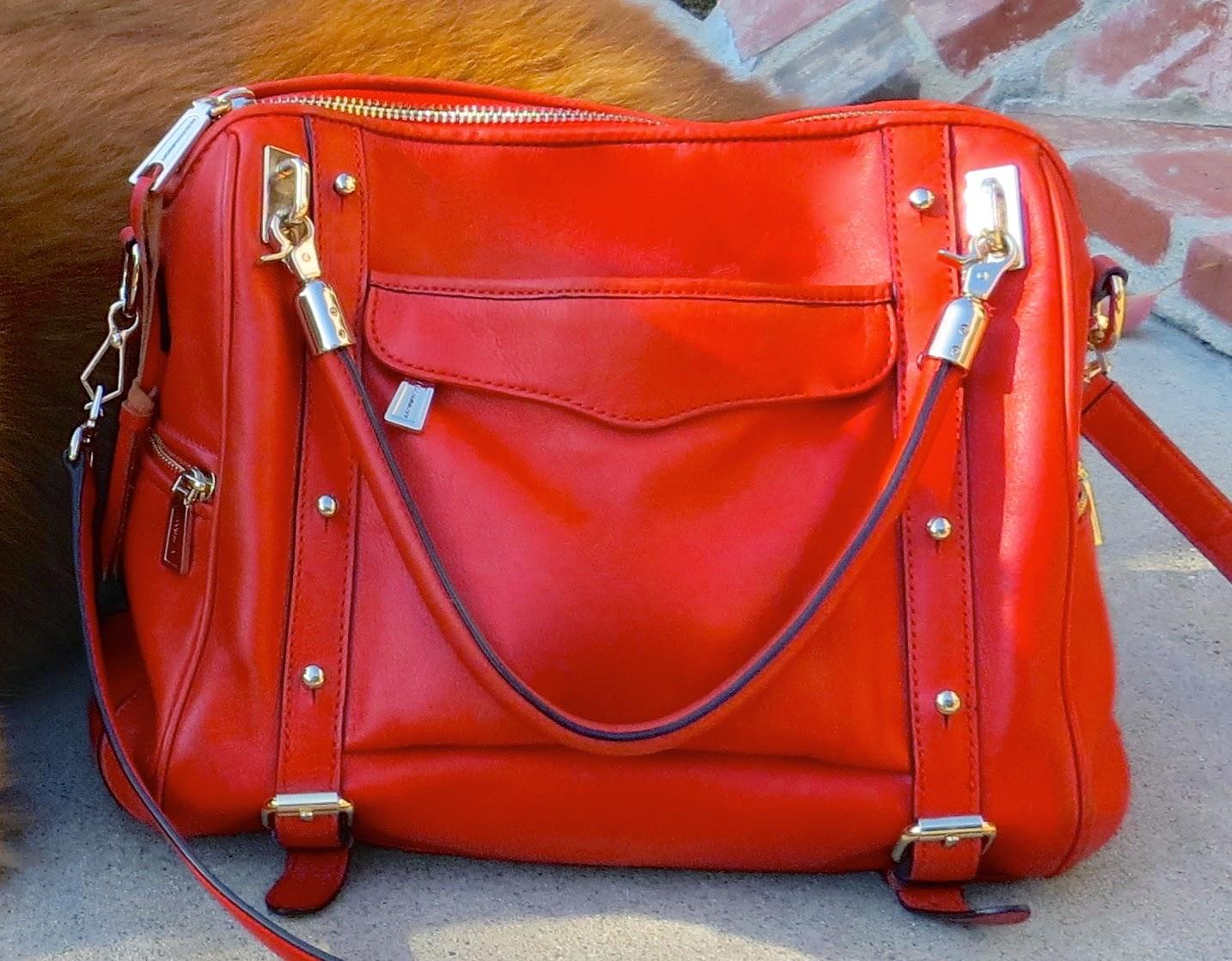 ea8812b41ad2 Rebecca Minkoff Cupid bag front pockets by Hello Handbag