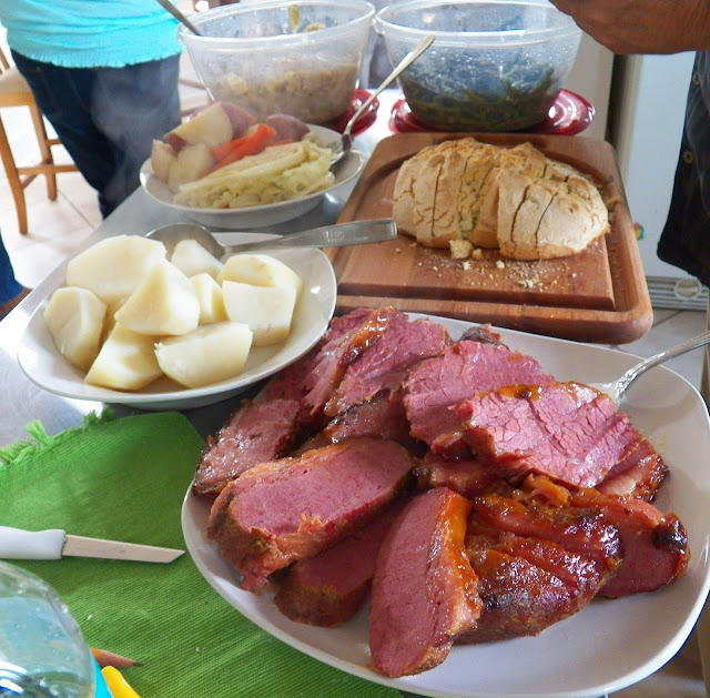 Corned Beef for St. Patrick's Day