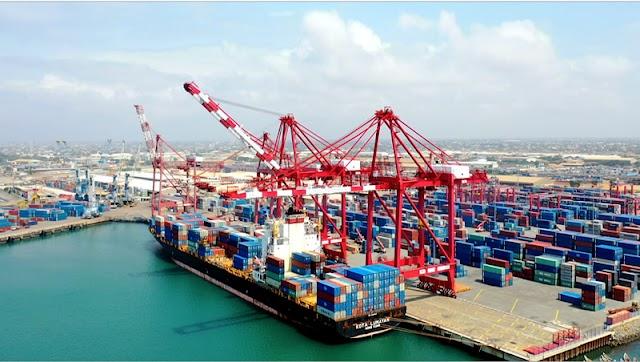 Le Port de Lomé dans le top 7 des ports à conteneurs d'Afrique