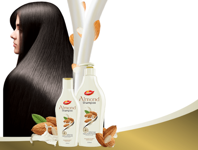 Free Samples Of Dabur Almond Shampoo