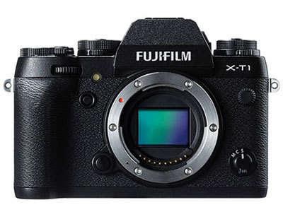 Fujifilm X-T1ミラーレスデジタルカメラファームウェアのダウンロード