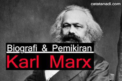 Kisah Karl Marx, Bapak Komunisme Penentang Kapitalisme