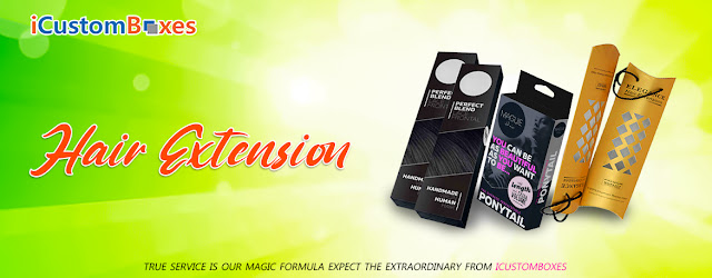 , You Can Promote Your Brand With Hair Extension Boxes