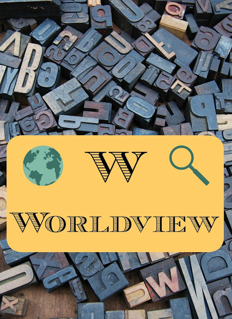 Worldview and Why It Matters on Homeschool Coffee Break @ kympossibleblog.blogspot.com