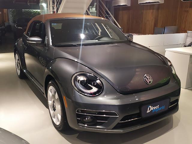VW Fusca teve aumento de 200% em vendas
