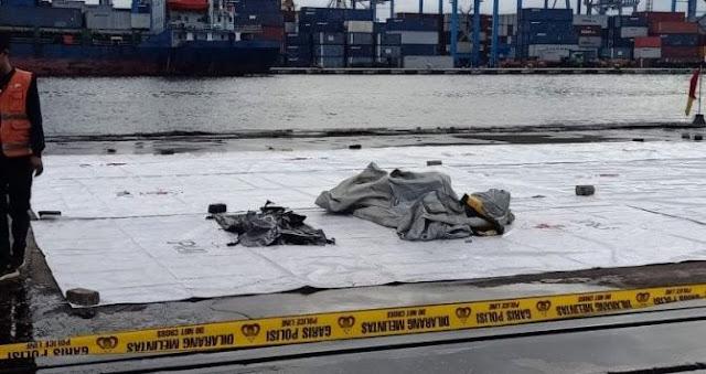 Organ Tubuh Korban Campur Puing Sriwijaya Air SJ182 Ditemukan di Kedalaman 20 Meter