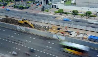 MRT Siap 2020, Pemerintah Juga Siapkan Jalur Baru Kereta Api