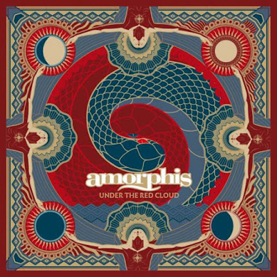 amorphis - Under The Red Cloud - cover album