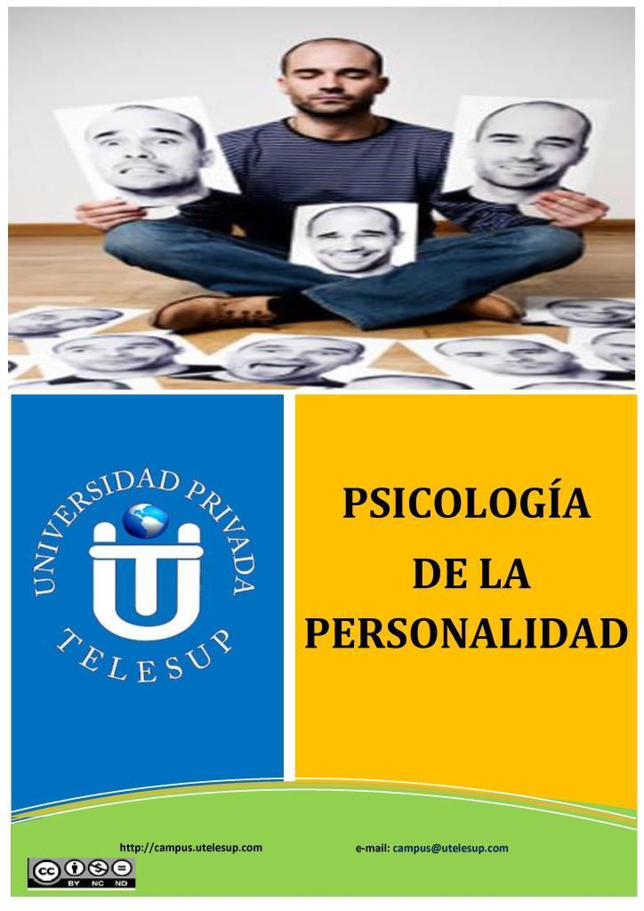 Psicología de la personalidad – TELESUP