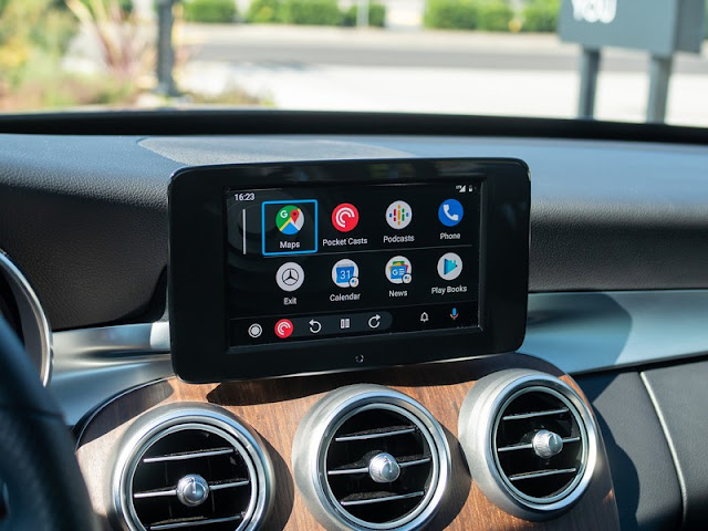 what is android automotive