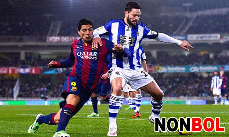 Cuplikan Gol Barcelona 4-2 Real Sociedad | La Liga Pekan 19