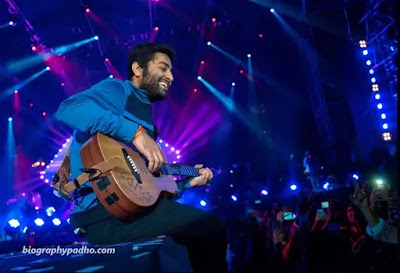 Arijit Singh Starting Career