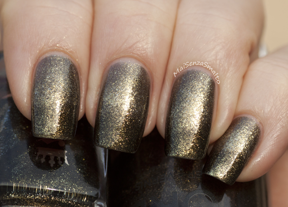 Orly Edgy + A England Beauty Never fails