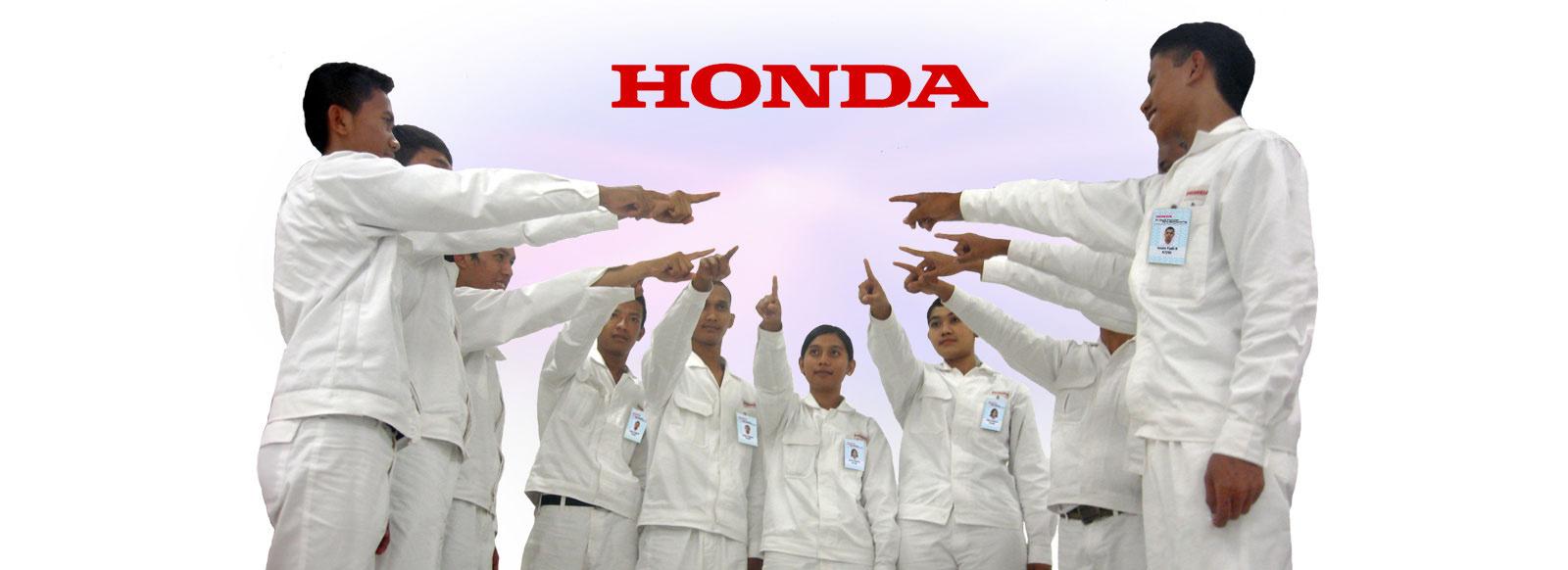 merupakan bab dari perusahaan raksasa Astra international yang khusus menciptakan product p Loker PT HPPM Terbaru - Daftar Online PT HPPM (Honda Precision Parts Manufacturing)