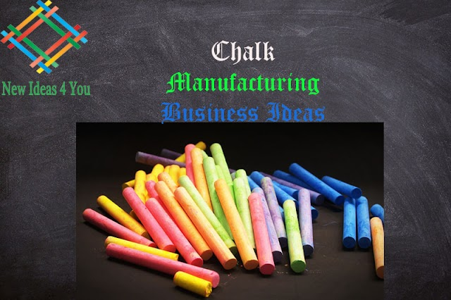 How to Start Chalk Making Business at Home. Small Scale Business Ideas.