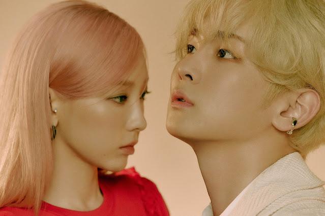 Key de SHINee y Taeyeon de Girls' Generation