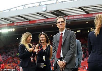 Ngã ngửa Liverpool vô địch Ngoại hạng Anh, chủ Mỹ sắp bán giá 2 tỷ bảng? 4