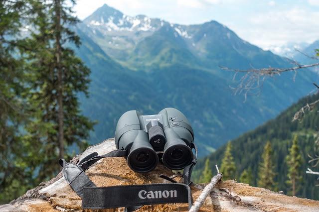 Canon 14x32 IS  Fernglas mit 14fach Vergrößerung und Bildstabilisator 01