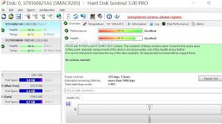 tampilan-utama-HDD-Sentinel