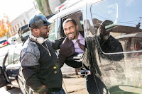 Omari Hardwick and 50 Cent on the set of Power Season 4 (11)