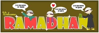 Setiap melakukan ibadah ramadan akan dilipatgandakan
