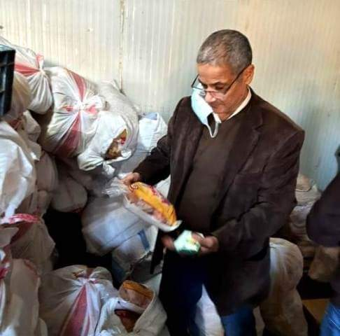 بيطري الشرقية يحرر 5 محاضر مخالفة ويضبط ثلاجة لحفظ اللحوم والدواجن بدون ترخيص