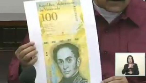 Venezuela entró en hiperinflación a partir del mes de octubre