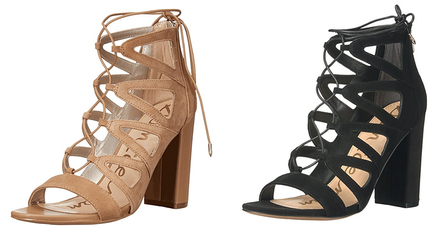 Amazon: UPDATED Sam Edelman Yona Sandals only $39 (reg $120) + Free Shipping!
