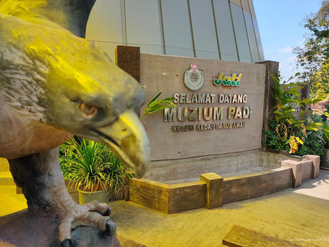 Menarik di Muzium Padi, Gunung Keriang