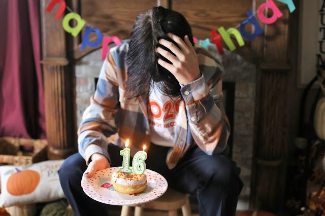 Pandemic Birthday