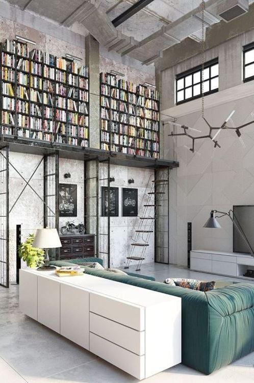 loft interior design idea