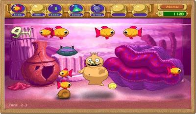Insaniquarium Deluxe PC Games Gameplay