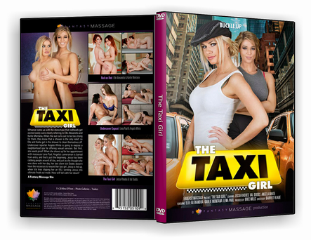 CAPA DVD – The Taxi Girl xxx 2019 – ISO