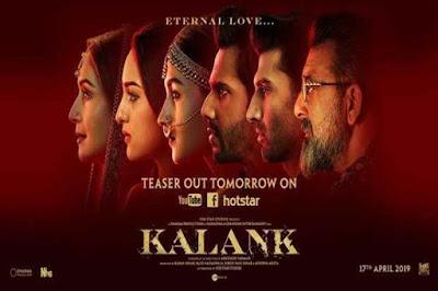 Kalank Official Trailer-Varun, Aditya Roy, Sanjay, Alia, Sonakshi,  Madhuri, Abhishek Varman