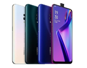 Oppo K3, Smartphone Elegan 2019