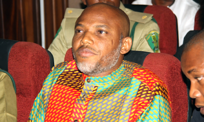 Nnamdi Kanu ,I'm ready for negotiation to secure my Release