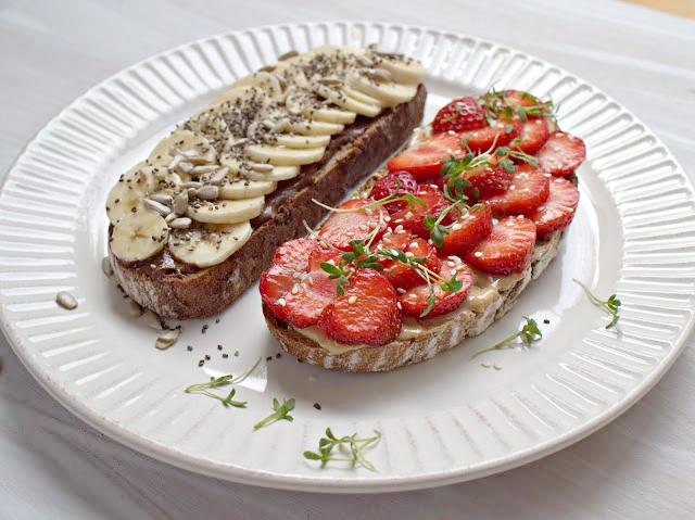 Chleba s máslem vyměňte za vyvážené chlebíky. Nebudete mít hlad!