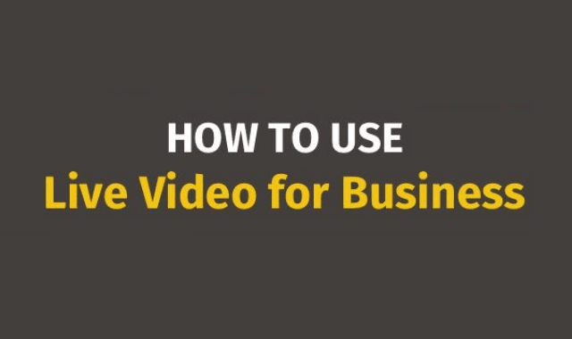 5 Ways How to Use Live Video For Business