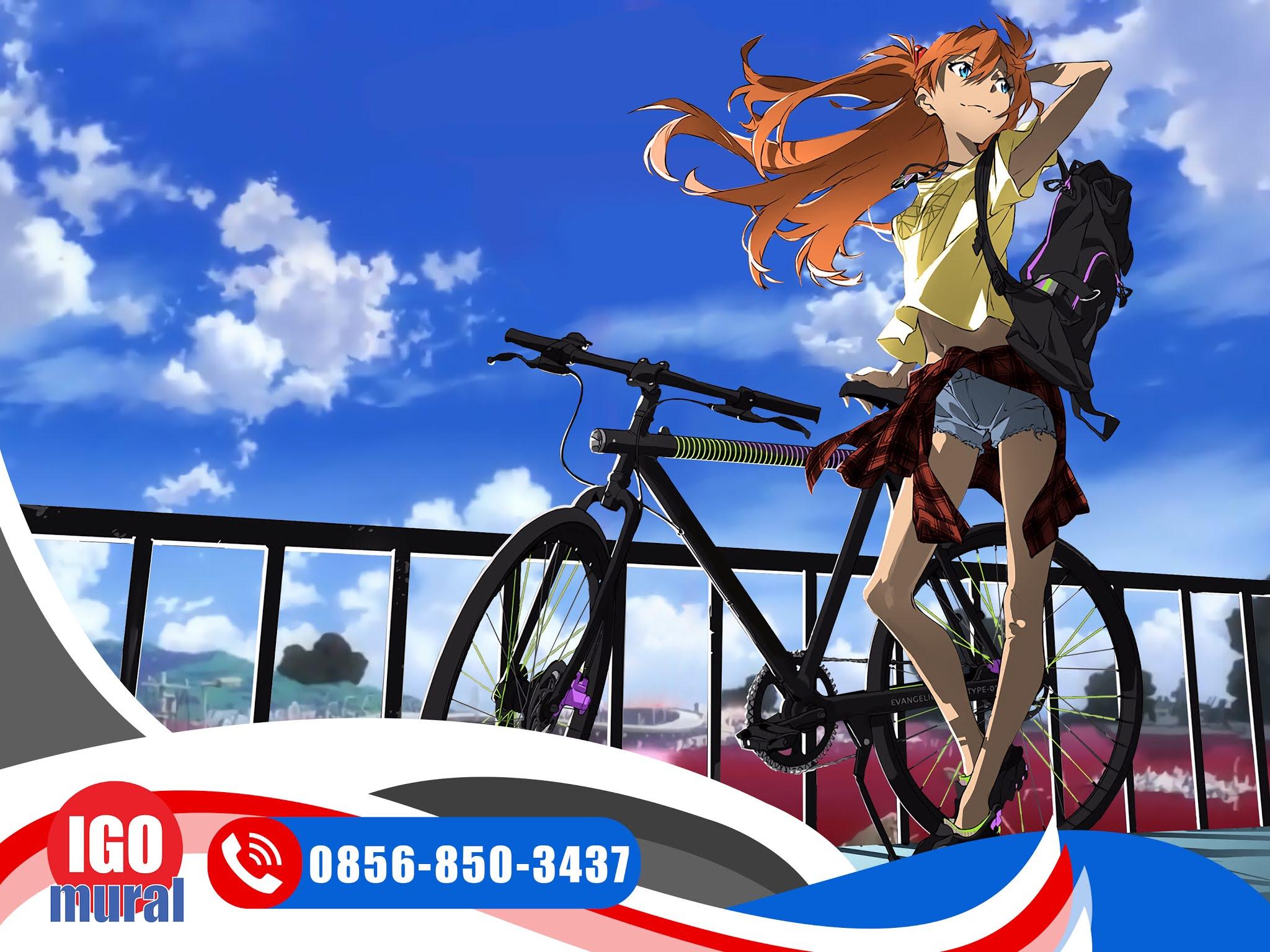 Wallpaper Custom Terbaik sepeda