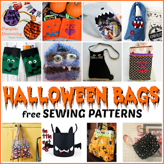 HalloweenBags wesens-art.blogspot.com