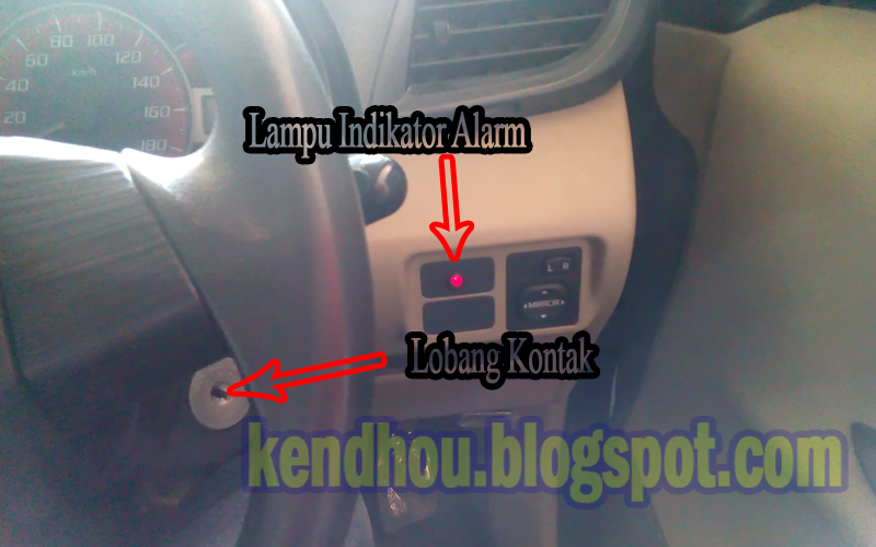 lampu indikator grand new avanza toyota yaris trd warna merah cara mudah reset alarm kendhou blog info injeksi http blogspot co id 2015 12