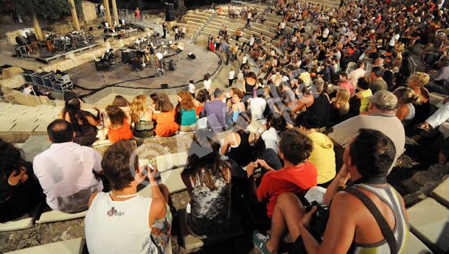 Ο Αύγουστος στην Επίδαυρο γεμάτος εκδηλώσεις
