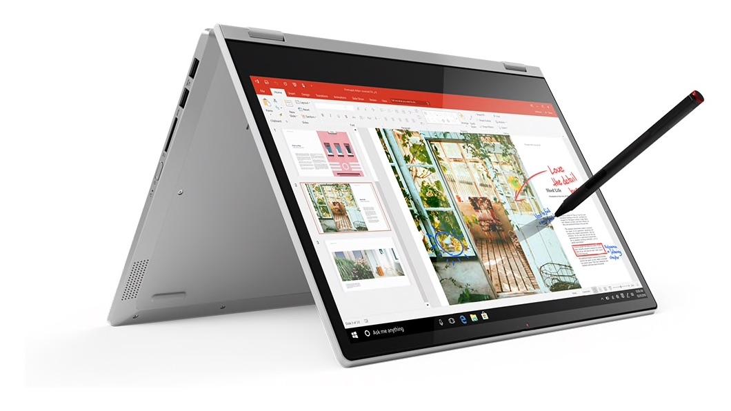 Review Laptop Ideapad C340 desain keren